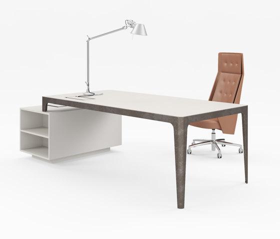 Grand More | Executive Desk de Estel Group | Mesas contract