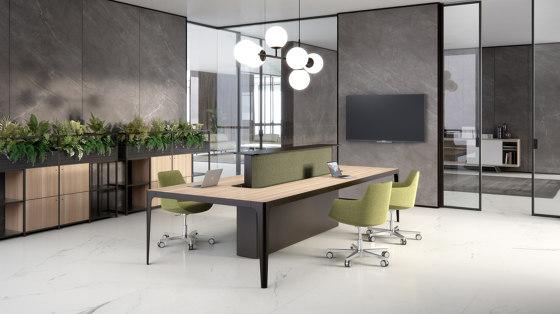 Grand More | Executive Desk de Estel Group | Tables collectivités