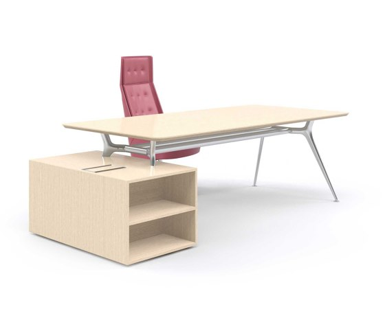 P016   Executive Desk de Estel Group   Tables collectivités