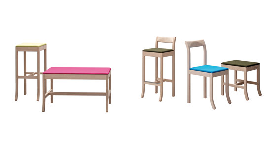 Big Jim | Chair by Estel Group | Stools