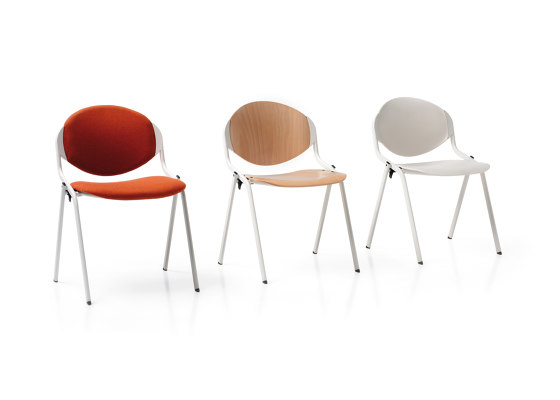 Ellisse | Chair de Estel Group | Sillas