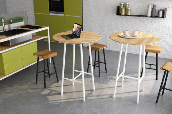 Plombier   Table by Estel Group   Standing tables
