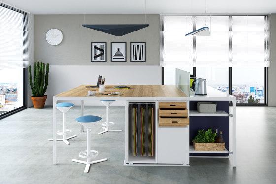 Isola Shop de Estel Group | Cocinas compactas