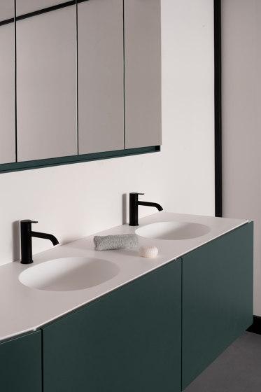 Strato Recessed Mirror Cabinet by Inbani | Bath mirrors