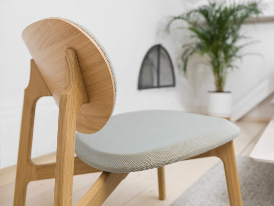 Zenso Lounge von Zeitraum | Sessel