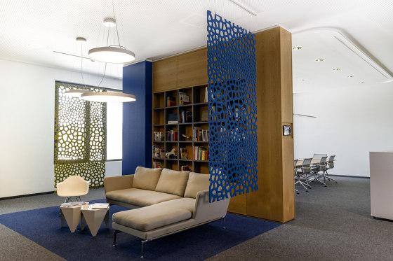 da voronoi divider de SPÄH designed acoustic   Separación de ambientes