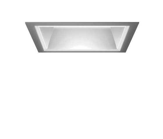 Flixx 400 Square by LTS | Recessed ceiling lights