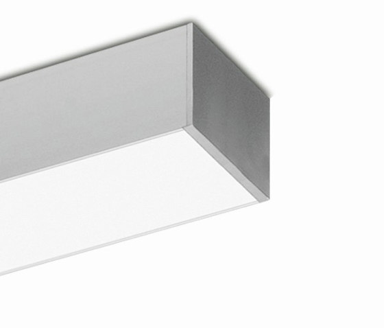 Lichtkanal 110 | Surface-Mounted & Pendant by LTS | Ceiling lights