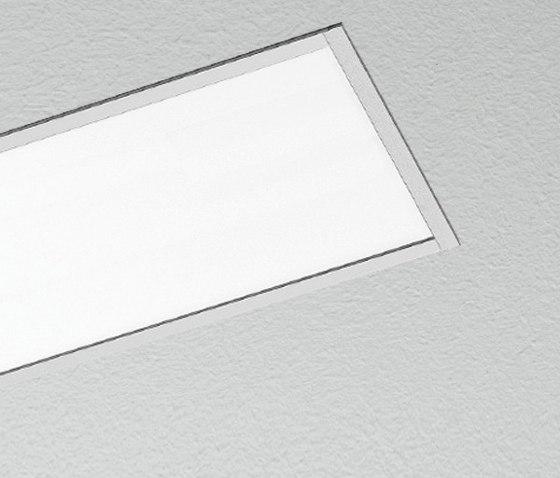 Lichtkanal 110 | Plaster Board Recessed di LTS | Lampade soffitto incasso
