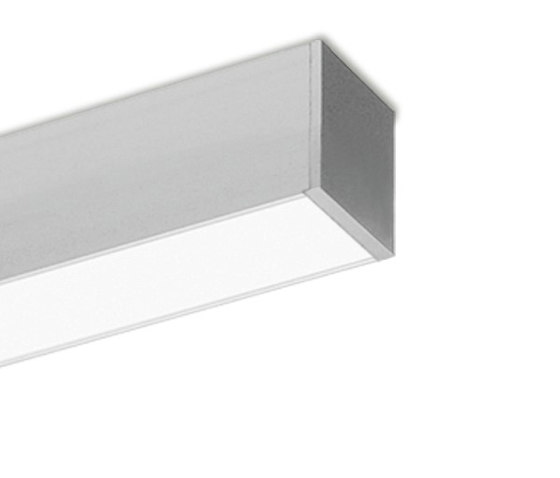 Lichtkanal 045 | Surface-Mounted & Pendant by LTS | Ceiling lights