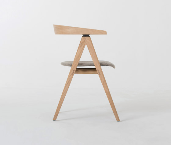Ava chair | Main Line Flax von Gazzda | Stühle