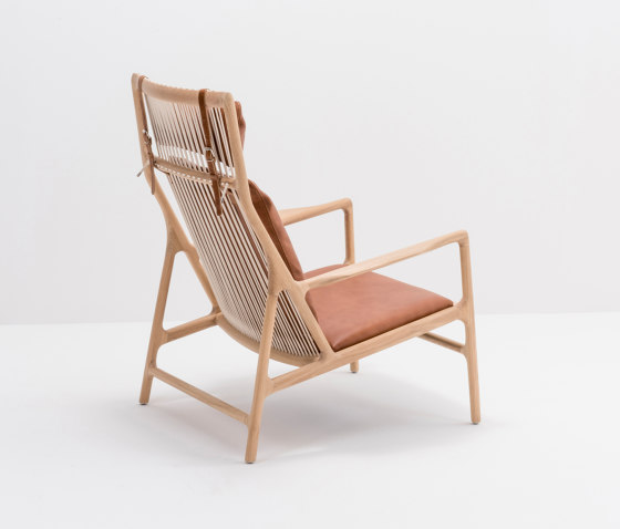 Dedo lounge chair | 77x87,5x101,5 von Gazzda | Sessel