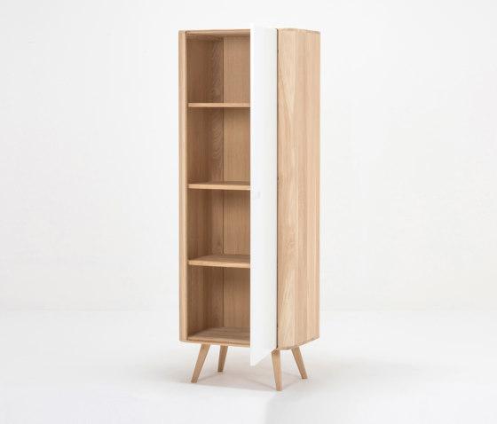 Ena cabinet | 60x42x170 von Gazzda | Sideboards / Kommoden