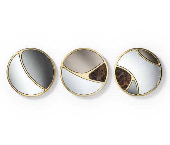 Delta Mirror by black tie | Mirrors