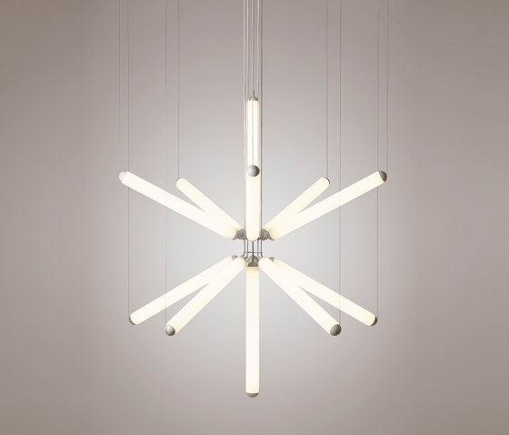Puro Sparkle 1000 PC1055 by Brokis   Suspended lights