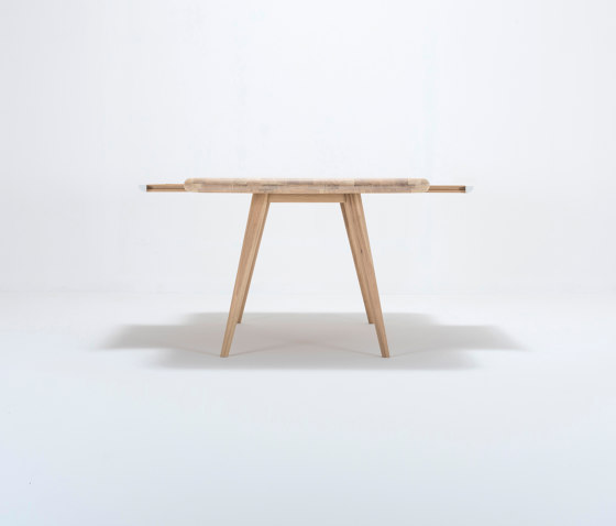 Ena table one | 160x100x75 by Gazzda | Dining tables