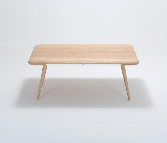Ena table one | 180x100x75 by Gazzda | Dining tables