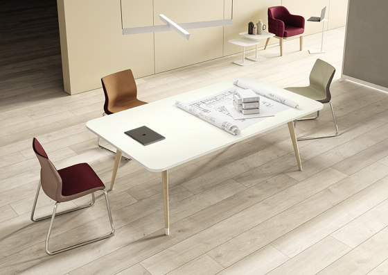 Cooper Table di Guialmi | Tavoli pranzo