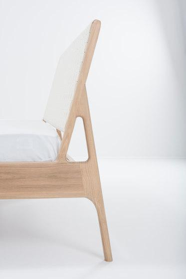 Fawn bed | 180x200 | webbing de Gazzda | Sommiers / Cadres de lit
