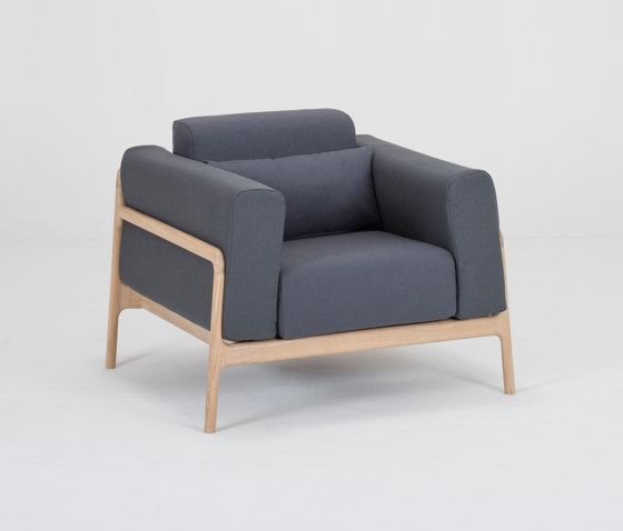 Fawn sofa | 95x88x69 von Gazzda | Sessel