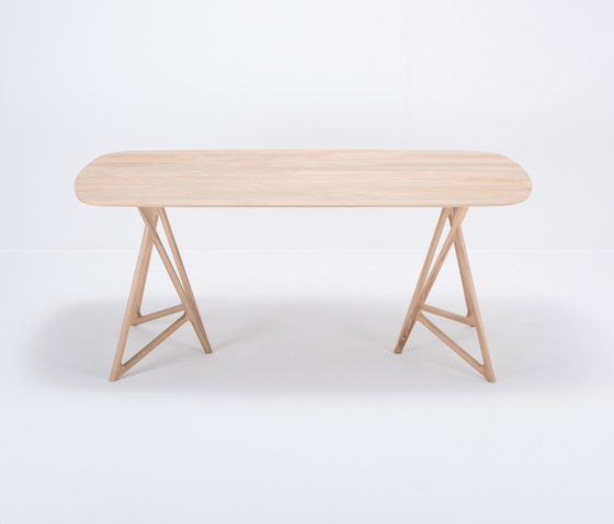 Koza table | 180x90 | oak de Gazzda | Mesas comedor