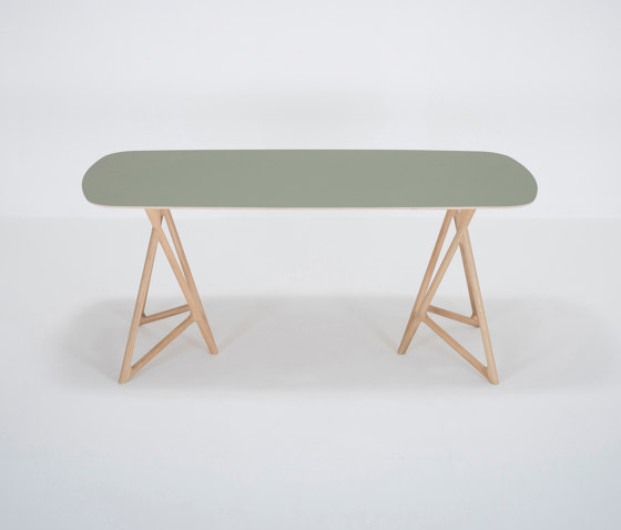 Koza table   180x90   linoleum de Gazzda   Mesas comedor