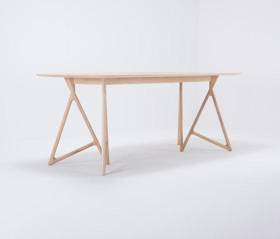 Koza table | 200x90 | oak di Gazzda | Tavoli pranzo
