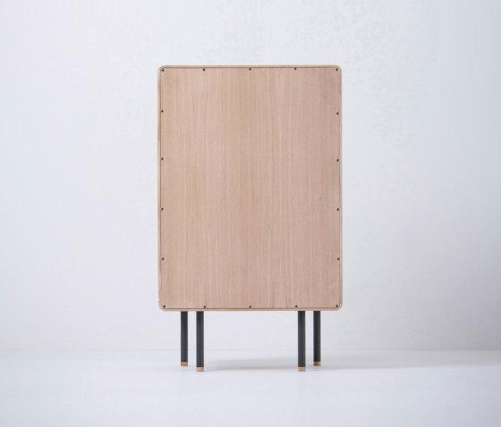 Fina drawer | 60x45x100 by Gazzda | Sideboards