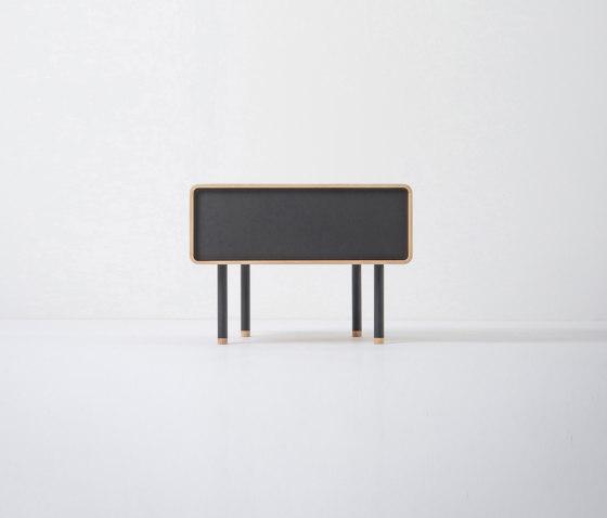 Fina nightstand by Gazzda | Night stands