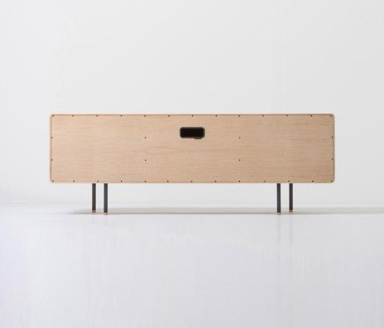 Fina sideboard   180x45x64 by Gazzda   Sideboards
