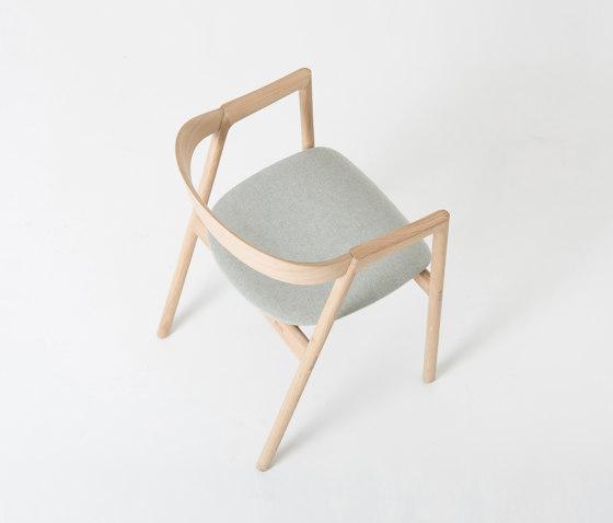 Muna chair | 54x53x75 | Main Line Flax de Gazzda | Sillas