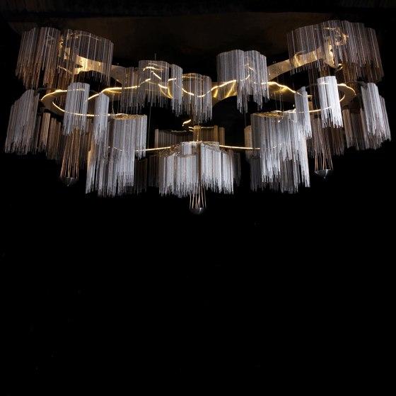 Custom Rene DekKer Large Tree by Willowlamp | Suspended lights