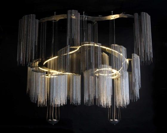Custom Rene Dekker by Willowlamp   Suspended lights
