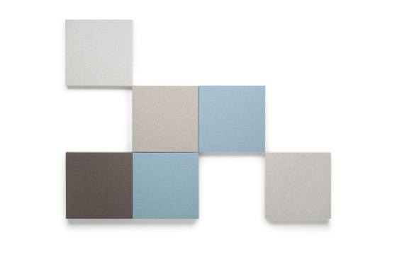 Fe Panels by Standard | Sound absorbing suspended panels