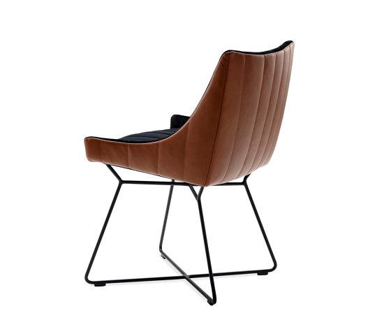 Rubie   Armchair Low by FREIFRAU MANUFAKTUR   Chairs