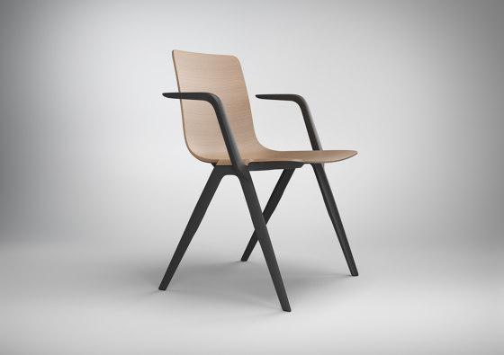 A-Chair 9707/A de Brunner | Sillas