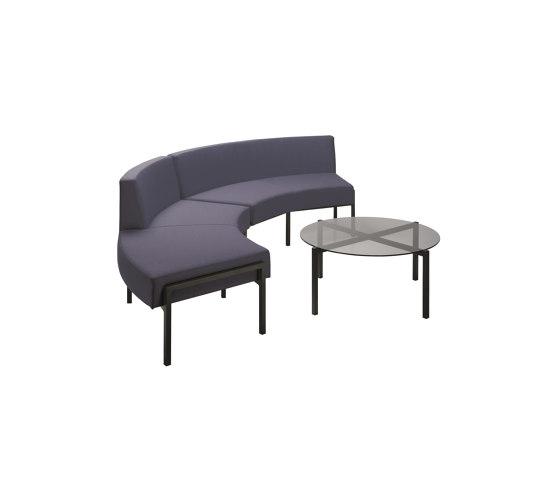 Zeeta von Standard | Sitzbänke