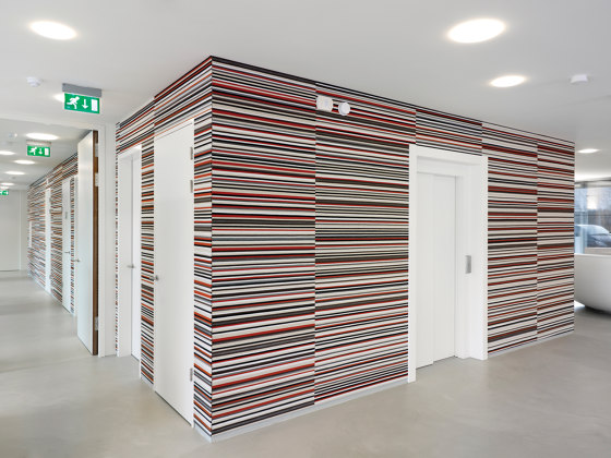 BuzziBrickBack by BuzziSpace | Sound absorbing wall systems