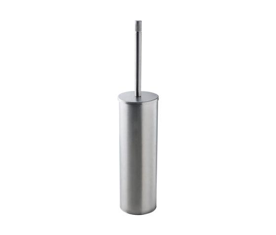 Sense 22 mm toilet brush, floorstanding by CONTI+   Toilet brush holders