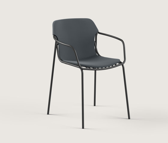 crona steel by Brunner   Chairs
