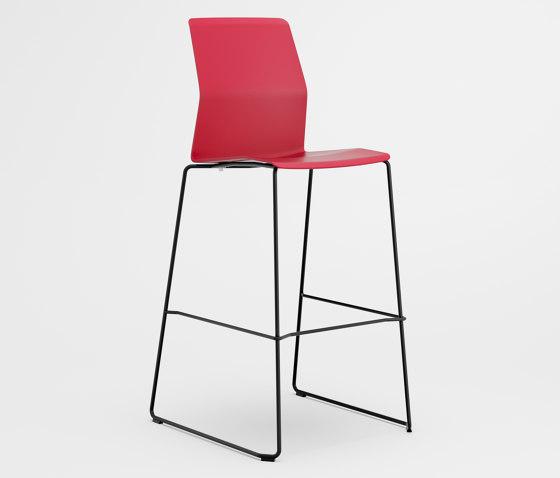 Leia by Kinnarps   Bar stools