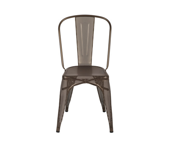 A perforated chair de Tolix | Sillas