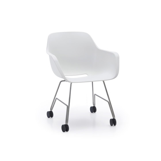 Captain's Rolling Chair by extremis   Chairs