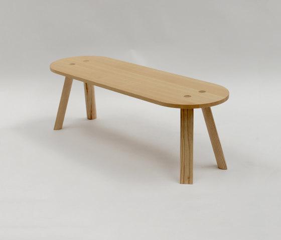 BuzziMilk SideTable by BuzziSpace   Side tables