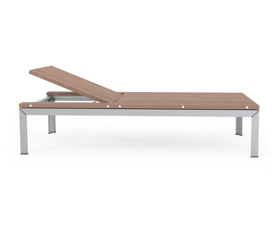 Extempore sunbed by extremis | Sun loungers
