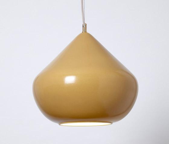 Chroma (Mustard) by Hand & Eye Studio | Suspended lights