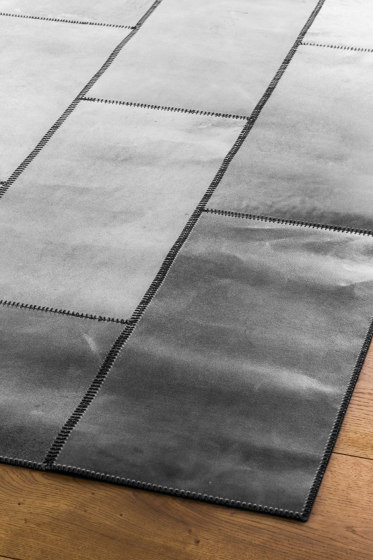 LeatheRrug NEW black by massimo copenhagen | Rugs