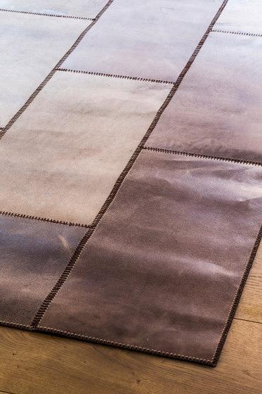 LeatheRrug NEW brown by massimo copenhagen | Rugs
