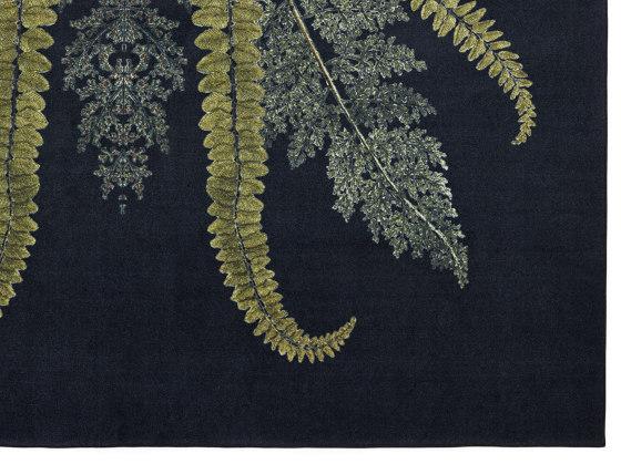 Reflection dark & green by massimo copenhagen | Rugs
