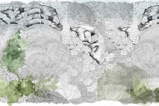 Metis by GLAMORA | Bespoke wall coverings